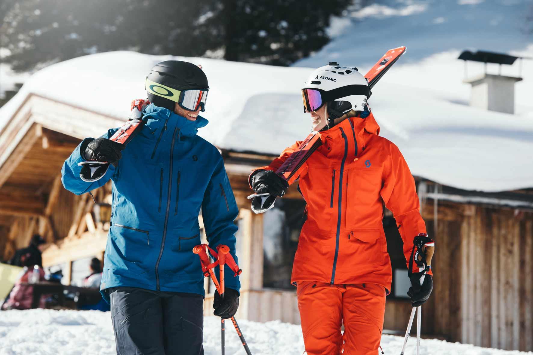 Skiurlaub im Stubaital mit der passenden Ausrüstung!